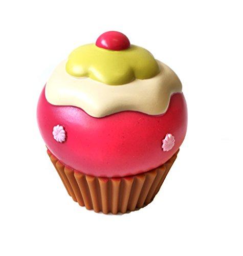Outlook Design v7W0300062Spardose Cup Cake, Fuchsia Fuchsia Cupcake