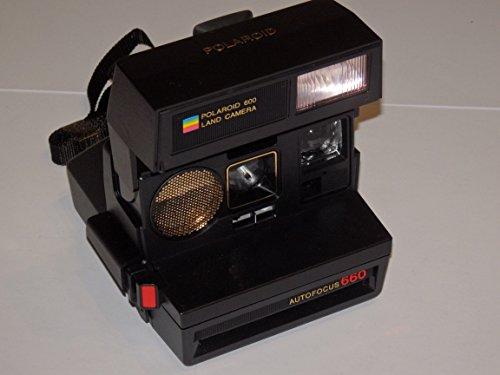 Polaroid 660 Autofocus Sofortbild-Kamera