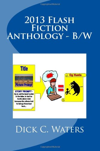 2013 Flash Fiction Anthology - B/W: 41