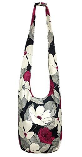 NiNE CiF Borsa da spiaggia, floral 1055 (multicolore) - 026# floral 709
