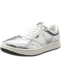 Hilfiger Denim Damen Wmns J1385ump 1z1 Sneaker
