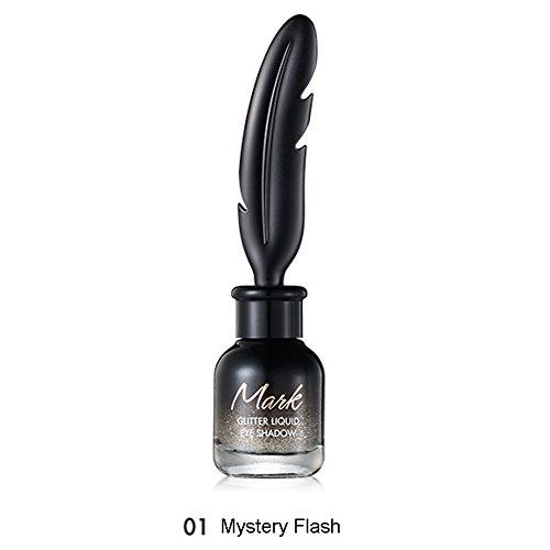 TONYMOLY Mark Glitter Liquid Eye Shadow #01 Mystery Flash