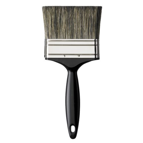 Harris 844 Shed and Fence Brush, 4 Inch/ 100mm