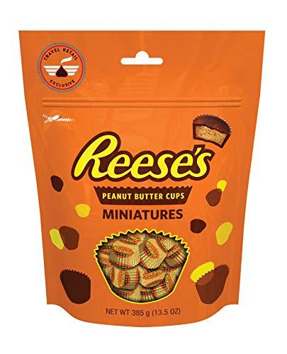 Reese's - Peanut Butter Cups Miniatures Schokotörtchen - 385g