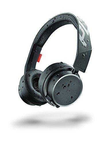 Plantronics BackBeat FIT 505Schwarze Kopfhörer (ohrumschließend, Bügelkopfhörer, kabelgebunden/kabellos, 50-20.000Hz, 92dB, schwarz)