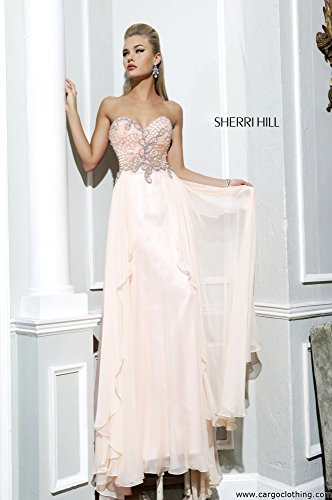 sherri-hill-3895-light-peach-embellished-bust-dress-uk-10-us-6