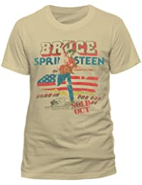 CID Bruce Springsteen - Tour T-Shirt Homme