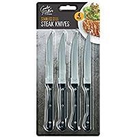 Set Of 4 Economy Super Sharp Steak Knives