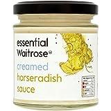 Raifort En Crème Waitrose Essentielle 180G - Paquet de 2