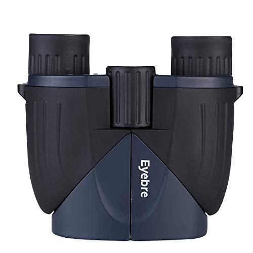 LLG-STWYJ 10X25 kleines HD-Fernglas für kleine Vergrößerungen, leicht für den Außenbereich zu...