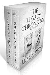 The Legacy Chronicles Bundle 2: Rise of the Fallen and Power of Hope (English Edition)