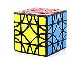 VIWIV Alien El Cubo De Rubik Más Nuevo Rompecabezas Irregular Magic Flower Cube Professional Dingze En Forma Deformación Inteligencia Descompresión Juguete