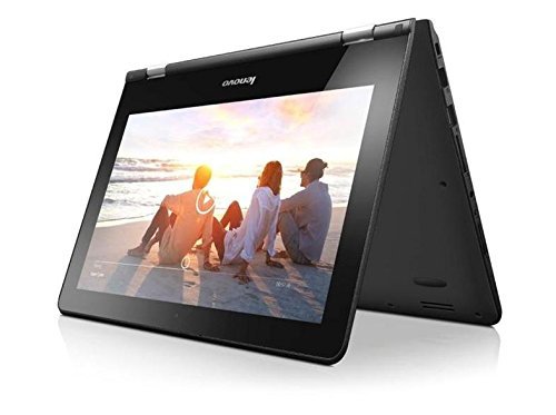 Lenovo Ideapad Yoga 300-11IBR Convertible Laptop Pentium N3720, 4GB RAM, 64GB SSD, HD, Touchscreen, Windows 10 Home