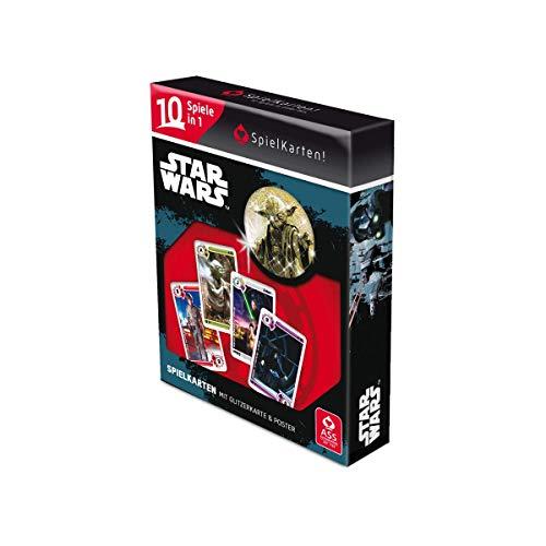 ASS Altenburger 22577508 - Star Wars SpielKarten! - Die Kartenspielesammlung