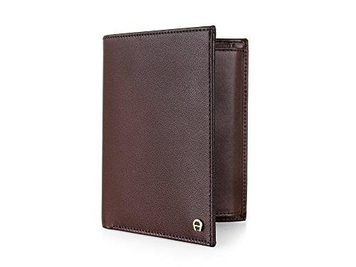 Aigner Portemonnaie 152678, Hochformat bordeaux