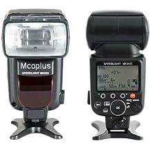 Speedlite MK900 - Flash para Nikon Cámara réflex - i-TTL - TTL - CLS - Similar Nikon SB-900