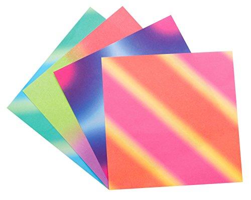 Imagen principal de Alex Underwater Shapes - Papel para origami (15 x 15 cm, 18 unidades)