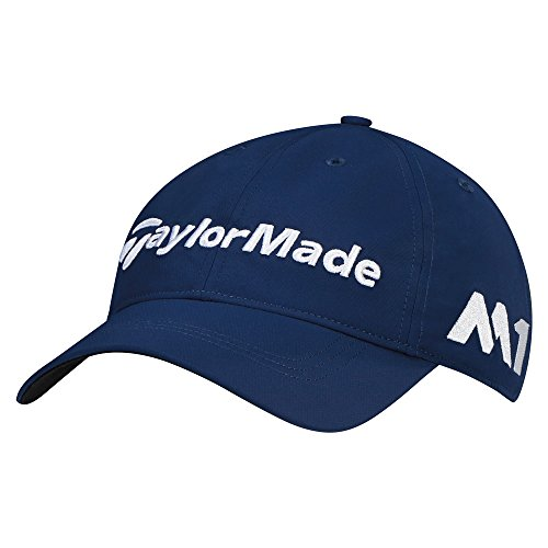 taylormade-2017-litetech-tour-authentic-unstructured-hat-mens-golf-cap-adjustable-navy