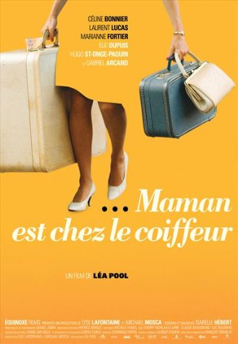 Mommy Is at the Hairdresser's Plakat Movie Poster (11 x 17 Inches - 28cm x 44cm) (2008) Canadian
