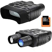 Tarnel Appareil photo numérique HD avec vision nocturne - Jumelles infrarouges étanches - 640 x 480 - 30 FPS - 400 m de…
