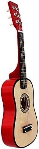 DAN DISCOUNTS 23 Pouces Guitare  ,Jouet de Guitare Électronique Moderne Moderne Électronique Aimable 6 Cordes   B07JNF73GV ca1295