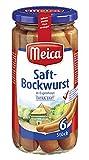 Meica Saft Bockwurst, 6Stück, 180 g
