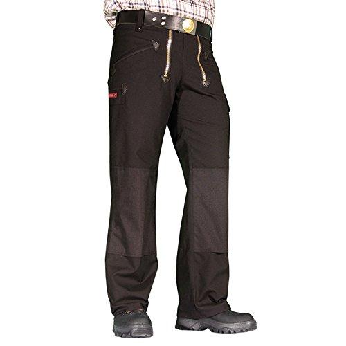 Preisvergleich Produktbild OYSTER Zunft-Hose Arbeits-Hose CORDURA® - 50252 - schwarz - Größe: 48
