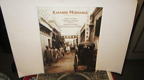 Kapandji Morhange - catalogue de vente aux enchres,21 - 22 octobre 2008 : autographes - livres anciens - architecture - voyages enfantina