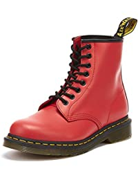 6f353fa8617 Dr.Martens 1460 Satchel Red DM24614636 !!es damskie High-Tops (Satchel