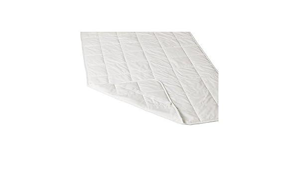 90x200cm Matratzenschutz Auflage IKEA KUNGSMYNTA Matratzenschoner in weiß;