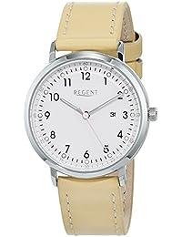 5c33f7cac232 Regent Reloj Analogico para Mujer de Cuarzo con Correa en Cuero 12111206