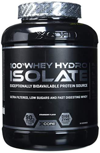 Prozis 100% Whey Hydro Isolate SS 2000 g Erdbeere