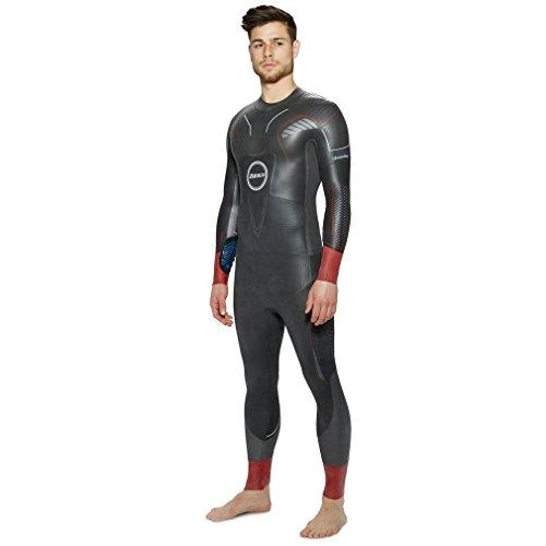 Zone3 - Vanquish, color black, talla SM
