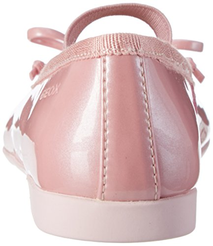 Geox Jr Plie' I, Ballerines Fille Rose (Pinkc8004)