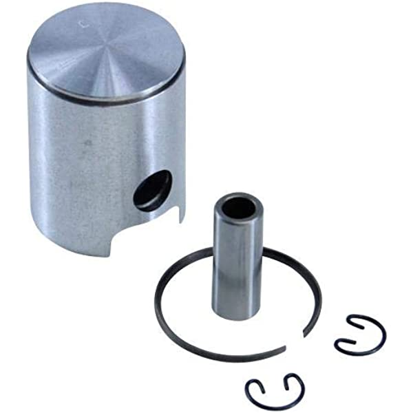 Zündapp Kolben Set 50ccm 39 Mm Toleranz C Inklusive L Förmigen Ring Kolbenclips Kolbenbolzen Auto