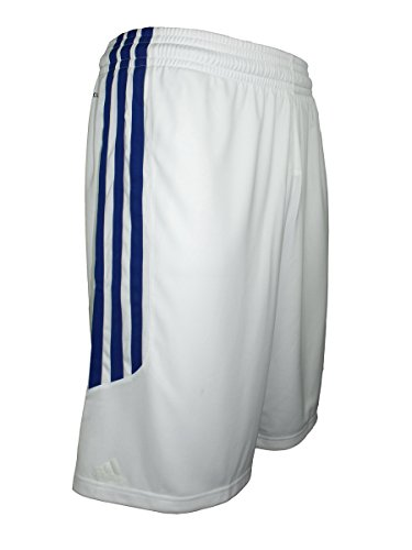 Adidas E Kit 2.0 Short Herren Shorts Basketball white/collroyal
