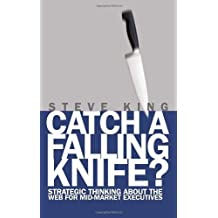 Catch A Falling Knife?: Strategic Thinking About the Web for Mid-Market Executives by King, Steve (2006) Paperback