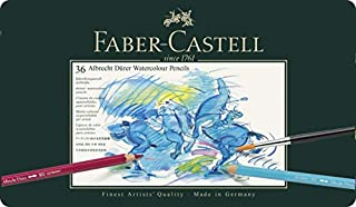 Faber-Castell 117536 - Aquarellstifte Albrecht Dürer, 36er Metalletui (B000OSMQVE) | Amazon Products