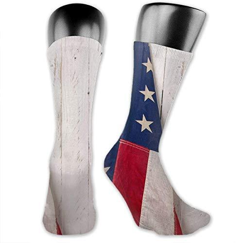 USA Flag Design Unisex Casual Mannschaftssocken Daily Sports Socks ankle socks