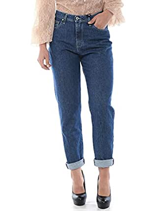 Please Jeans Donna P05IKM7PL0 P05IKM7PL0 Denim XS: Amazon