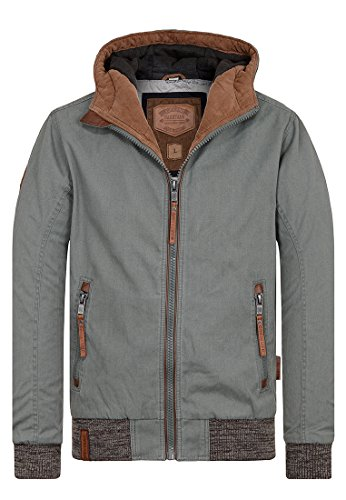 Naketano Male Jacket Ohne Fleiß kein penis In your Face