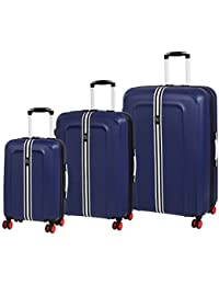 it luggage 3 Piece Set of Jupiter 8 Wheel Hard Shell Expandable Suitcases Maleta, 79
