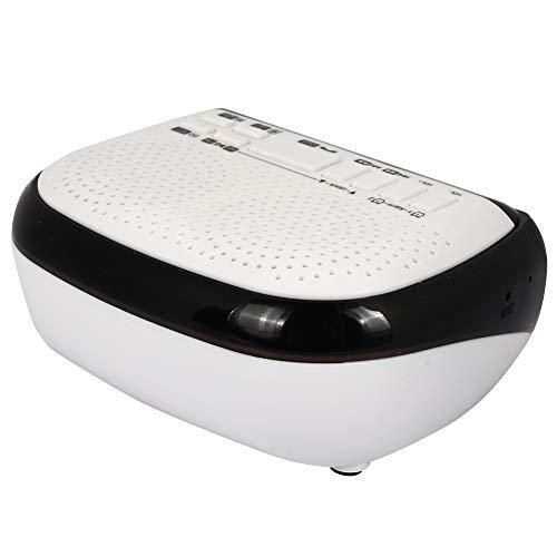 QiyanAlarm Clock Portable Bluetooth4.2 Haut-Parleur LED Affichage Bluetooth4.2 Haut-Parleur Creative Numérique sans Fil Bluetooth4.2 Haut-Parleur Subwoofer