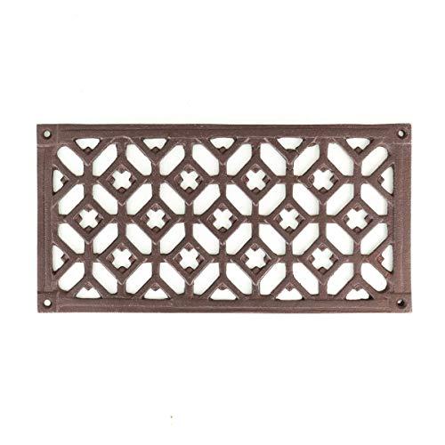 Antikas - cercas de aire chimenea - reja ventilación aire caliente 11,5x23...
