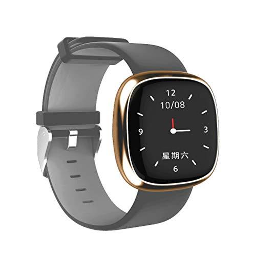 Smartwatch Wasserdicht IP68, Elospy Fitness Tracker, Sport Armband mit Pulsmesser 0,95 Zoll Farbbildschirm Aktivitätstracker Pulsuhren Schrittzaehler Uhr Smart Watch Fitness Uhr für Damen Herren