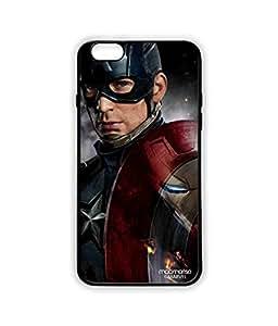 Licensed Marvel Comics Captain America Lite Case for iPhone 6S Plus