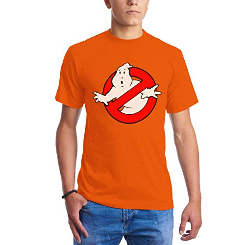 Men's Ghostbusters 80s Movie Logo T-shirt - many colours