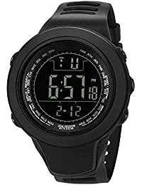 7156d9fa3306 Amazon.es  reloj inteligente - Cuadrado  Relojes