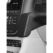 Kuda–Consola de teléfono para (LHD) para: Lancia Voyager desde 11/2011/Mobilia (piel sintética), color negro