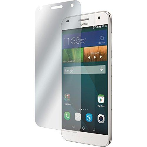 PhoneNatic 4er-Pack Bildschirmschutzfolien klar kompatibel mit Huawei Ascend G7